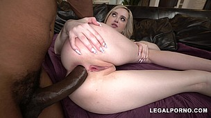 Wow Wow Lexi Lore is one fucking amazing natural Gape Galore ...