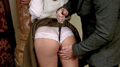 Horny student Alexis Brill gets fucked by her violin teacher GP1865