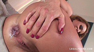 anal creampies