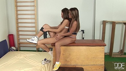 Working out for orgasms!