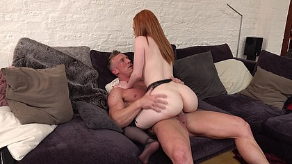 X-Rated After Work Oral